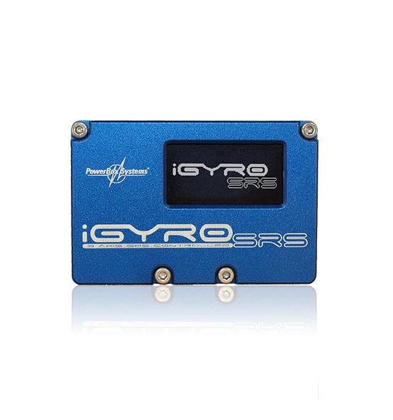 PowerBox iGyro™SRS (inkl. GPS, Schalter und Kabel)