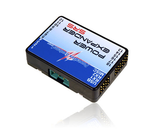 Powerbox Systems PowerExpander SRS mit MPX-Anschluss