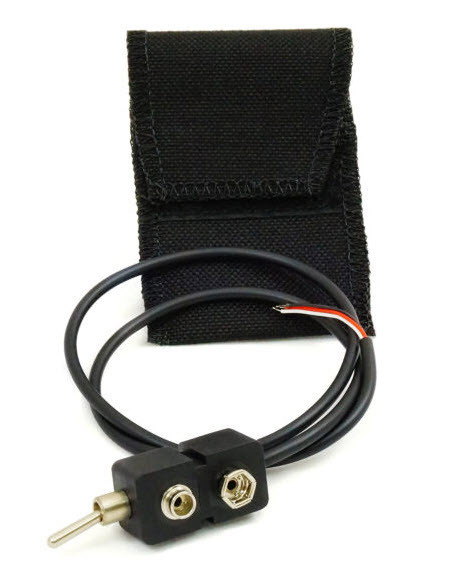 Pouch & Switch Assembly