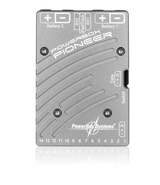 PowerBox Pioneer mit MicroMag